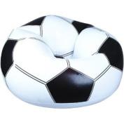 LeisAir Beanless Bag Soccer Ball Chair