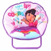 Dora the Explorer Mini Saucer Chair