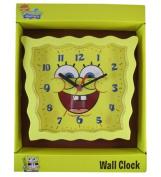 Spongebob Squarepants Wall Clock - Happy Face Wall Clock
