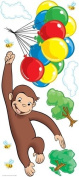Roommate RMK1082GM Curious George Giant Wall Decal