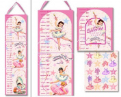 Ballerina Growth Chart