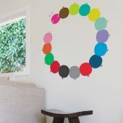 Caterpillar Wall Stickers