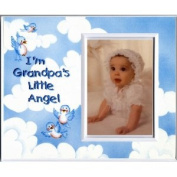 Grandpa's Little Angel - Picture Frame Gift