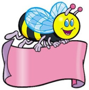 Classic Accents Bustling Bees 36/Pk 5 X 5