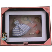 Collectible Barbie Doll Suburban Shopper Framed Outfit