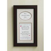 Grandparents to Be Ultrasound Picture Frame 7x14 Gift