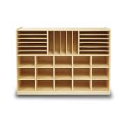 A+ Childsupply Multi-Section Storage Cabinet