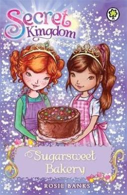 Secret Kingdom 8: Sugarsweet Bakery
