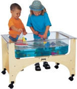 Jonti-Craft SEE-THRU SENSORY TABLE ASSEMBLY REQUIRED 2 Per Box