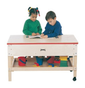 Sensory Table W/Shelf - Toddler - School & Play Furniture