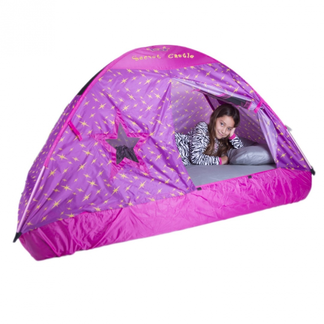 Buy Online  sc 1 st  Fishpond & Pacific Play Tents Secret Castle Double (Full Size) Bed Tent by ...