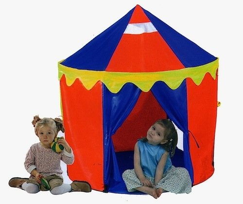 Share this product  sc 1 st  Fishpond & Kids Circus Tent Play Tent by i play. - Shop Online for Toys in ...