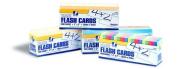 PACON CORPORATION PAC74100 FLASH CARDS BLANK 7.6cm X 23cm