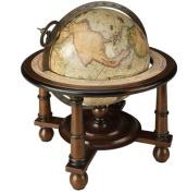 Authentic Models GL023F Navigators Terrestrial Globe