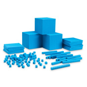 Learning Resources Plastic Base Ten Place Value Kit
