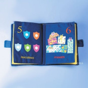 My Very Own Soft Plush Chanukah Counting Book-Fun & Educational!