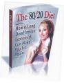 The 80/20 Diet.