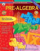 CARSON DELLOSA CD-4323 PRE-ALGEBRA SKILL FOR SUCCESS