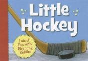 Little Hockey (Little Sports) [Board book]
