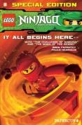 Lego Ninjago #1 [Special Edition]