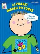 Alphabet Hidden Pictures Stick Kids Workbook