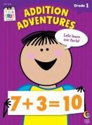 Addition Adventures, Grade 1