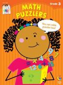 Math Puzzlers, Grade 3