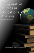 Comparative Studies in Educational Policy Analysis