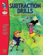 On The Mark Press OTM1129 Subtraction Drills Gr. 1-3