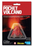 4M Science on Your Palm Pocket Volcano