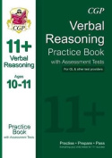 11+ Verbal Reasoning Practice Book with Assessment Tests Ages 10-11