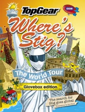 Top Gear: Where's Stig? the World Tour: Glovebox Edition