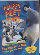Happy Feet 2 Sticker Book