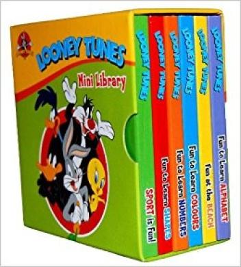 Looney Tunes Mini Library [Board book]