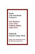 Death And Anti-Death, Volume 9