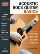 Acoustic Rock Guitar Basics