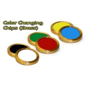 Colour Changing Brass Chips - Easy Magic Trick