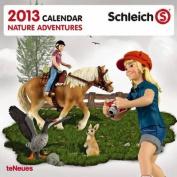 2013 Schleich Wall Calendar
