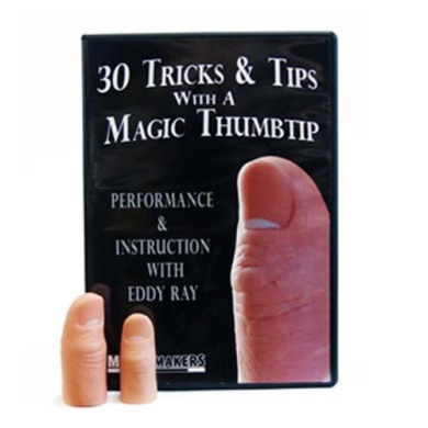 THIRTY TRICKS WITH A THUMB TIP DVD