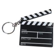 Hollywood Clapboard Key Chains