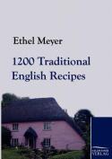 1200 Traditional English Recipes