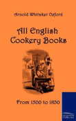 All English Cookery Books