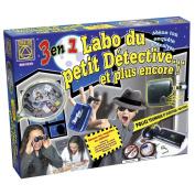 Creative 7.6cm 1 Crime Scene Detectives Lab