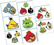 Amscan Angry Birds Tattoos