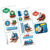 Thomas the Tank Tattoo Favours