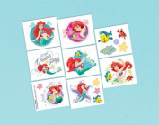 Little Mermaid Tattoos 16ct [Toy] [Toy]