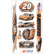 Tony Stewart Official NASCAR 10cm x 18cm Temporary Tattoos by Wincraft