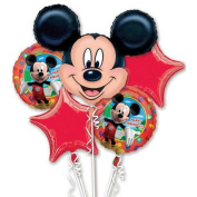 Mickey Mouse party Balloons Happy Birthday Bouquet