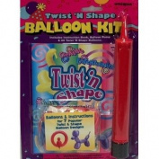 Twist & Shape Balloon Kit-