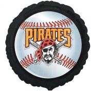 Costumes 203917 Pittsburgh Pirates Baseball- Foil Balloon